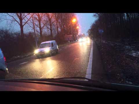 Politie Rotterdam Oost: Achtervolging en aanhouding spookrijder