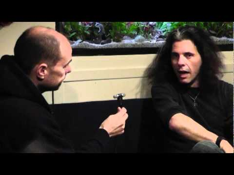 Testament's Alex Skolnick Talks To BraveWords.com (December 2011 - Part 1)