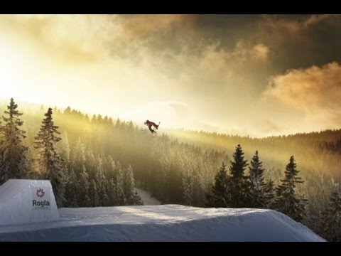Marko Grilc &amp; Tim Kevin Snowboarding in Austria