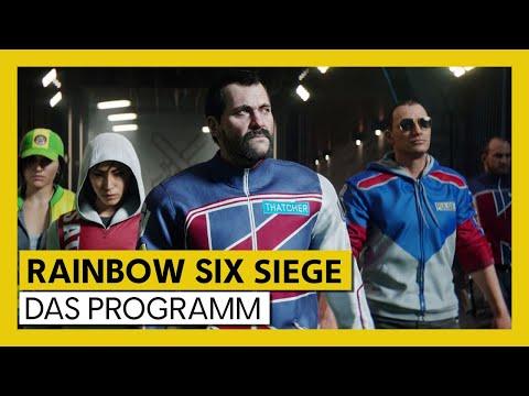 RAINBOW SIX SIEGE - DAS PROGRAMM (Road to S.I. 2020 Event) | Ubisoft [DE]