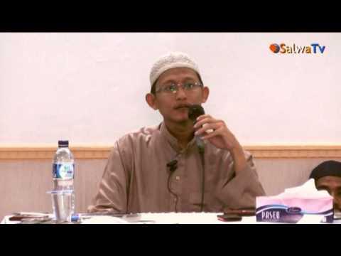 Keikhlasan Oleh:Ustadz Badrusalam,Lc - Part 2