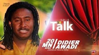 SenTalk - Didier Awadi: Tout le monde peut réussir, il faut savoir oser inventer son avenir
