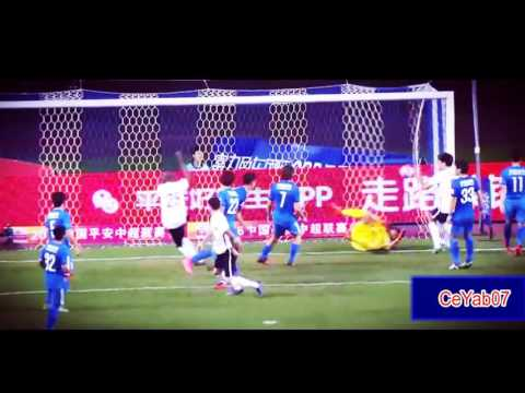Hebei China Fortune 2-1 Guangzhou - Ersan Gülüm And Gervinho Goal On Debut
