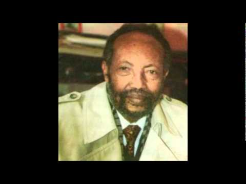 LAUREATE TSEGAYE GEBREMEDHIN POEM COLLECTION.wmv