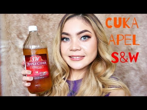 S&W APPLE CIDER VINEGAR | REVIEW | BAHASA | SADDY AULIA