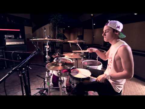 Luke Holland - Ellie Goulding - Bittersweet Drum Remix