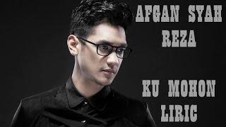 download lagu Afgan Ku Mohon gratis