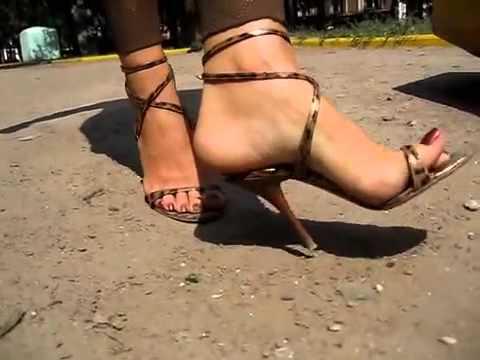 Kobiece Stopy Piedi Delle Donne Women's Feet - Foot Fetish video