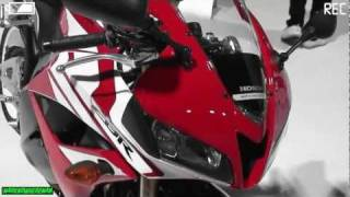 HONDA CBR 600RR Special Edition Walk Around Video