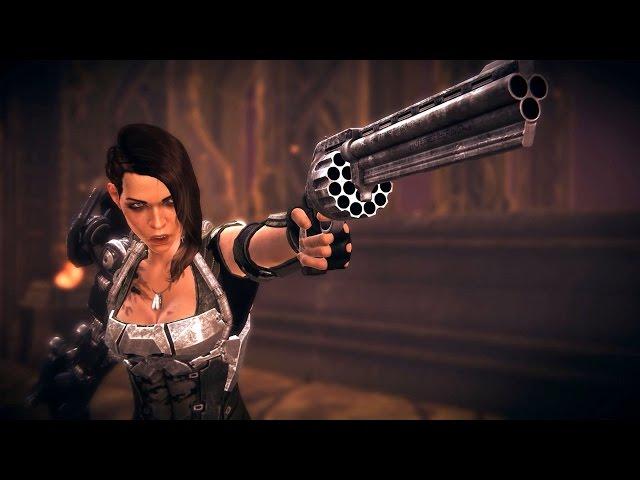 Bombshell - Gameplay Trailer