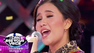 Keren Banget!! Duet Golden Girl Dengan Marcell Siahaan Pecah!  - I Can See Your Voice (20/2)