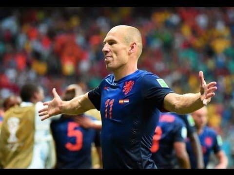 HD Memphis  Depay GOAL ~ Australia 2-3 Netherlands World Cup 2014
