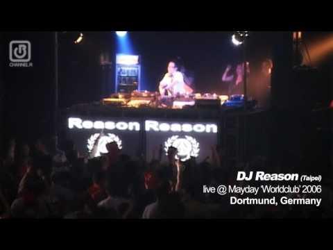DJ Reason 德國 MAYDAY 演出片段