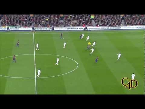 Ronaldinho vs Real Madrid 2006/2007  HD 