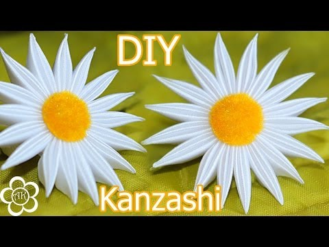 Видеоурок Канзаши - видео