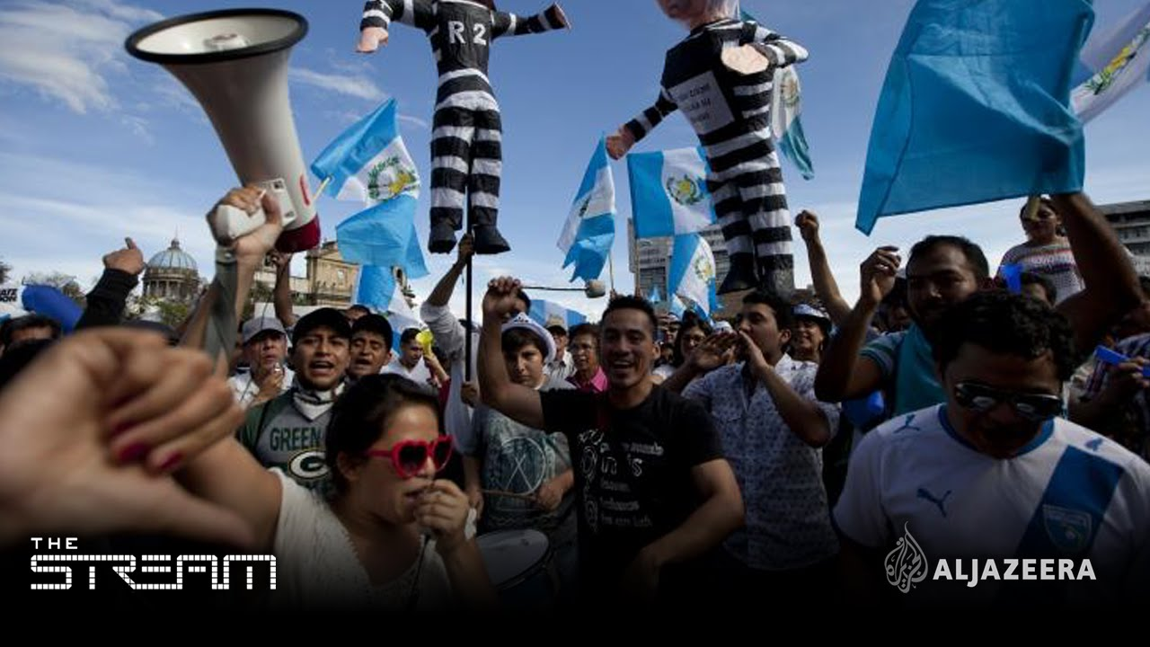 The Stream - Corruption scandal grips Guatemala