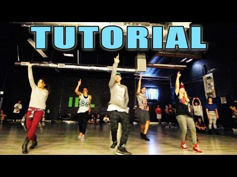 2 ON - Tinashe Dance TUTORIAL | MattSteffanina Choreography (...