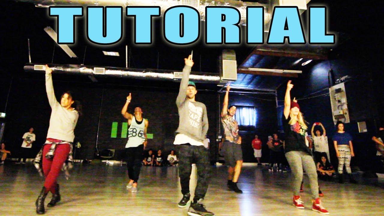 ... Dance TUTORIAL | @MattSteffanina Choreography (Hip Hop Dance