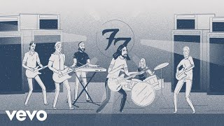 "Foo Fighters - ""The Making of Concrete and Gold""アニメーションを公開 新譜「Concrete and Gold」2017年9月15日発売 thm Music info Clip"