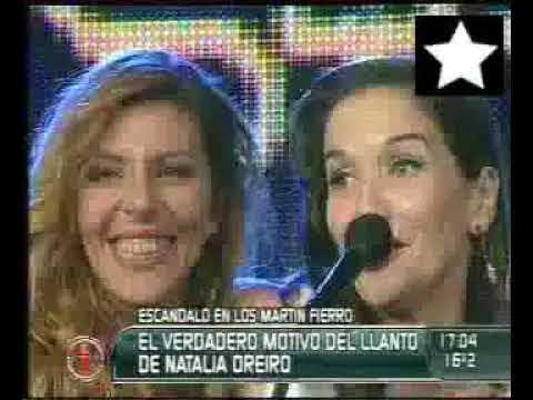 Insultaron a Natalia Oreiro