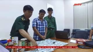 """400.000 USD """"ngọt lịm"""" từ Campuchia về Việt Nam"""