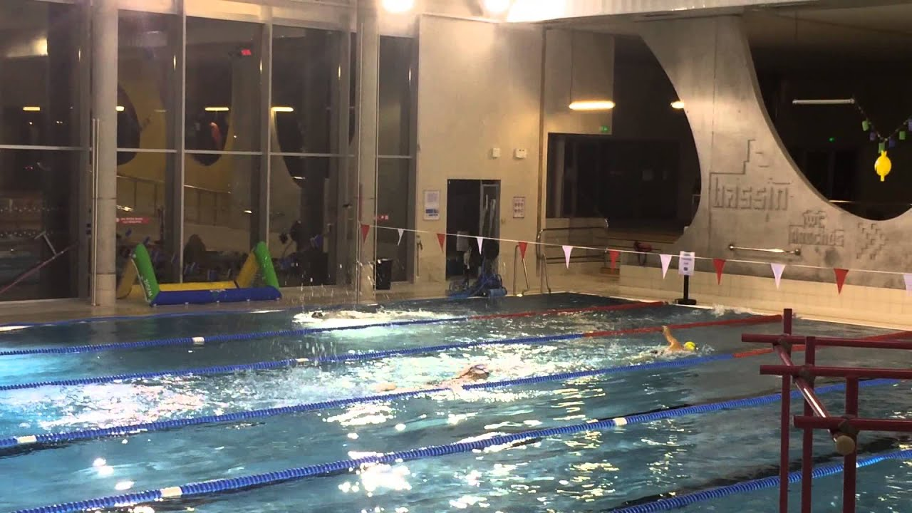 Bleard baptiste entrainement club piscine des weppes youtube for Piscine weppes