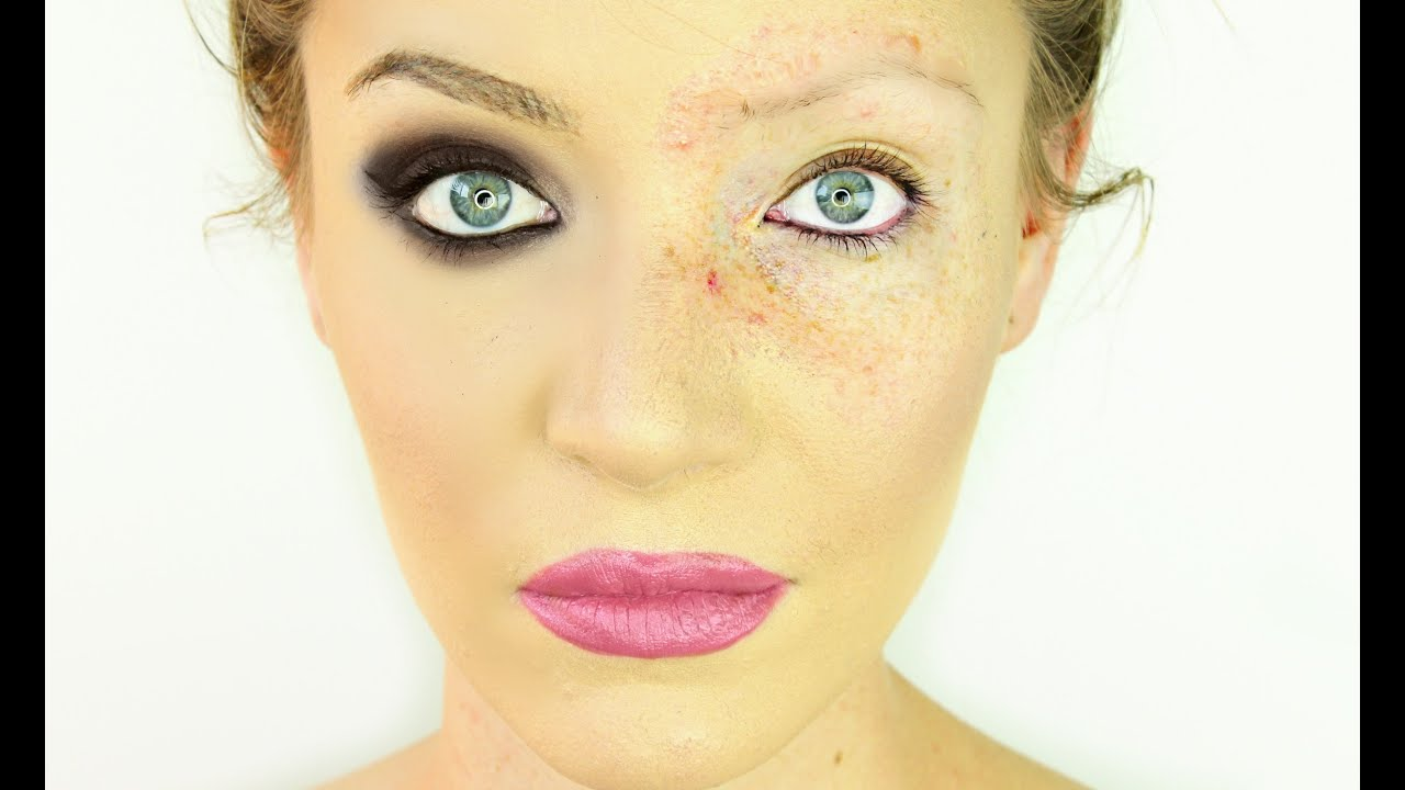 Proper eye makeup