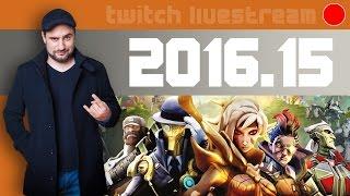 Livestream 2016 #15 - HalfLife, Battleborn