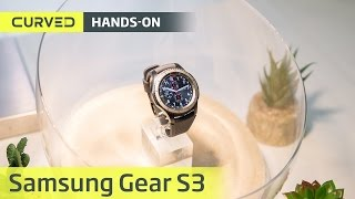 Samsung Gear S3 Classic & Frontier im Test: das Hands-on | deutsch