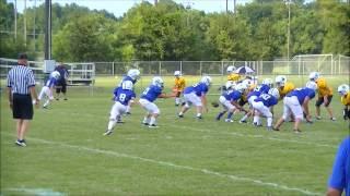 Hardest youth football hits Luke Doucet New Highlight Video #21  2013