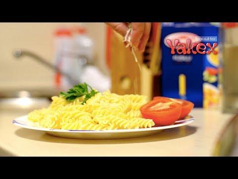Как варить макароны - видео