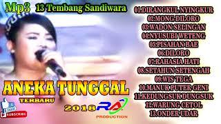 LAGU SANDIWARA ANEKA TUNGGAL CABLEK GROUP TERPOPULER &TERBARU 2018