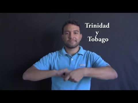 Glosario en Lengua de Señas Venezolana de
