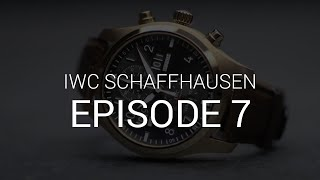 IWC Schaffhausen - The Man's Guide to Haute Horlogerie, Episode 7: The Digital Perpetual Calendar