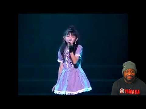 Babymetal Nakamoto Suzuka Su-Metal 11 Years Old (REACTION)
