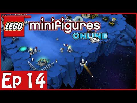 LEGO Minifigures Online: Part 14 - Space World!