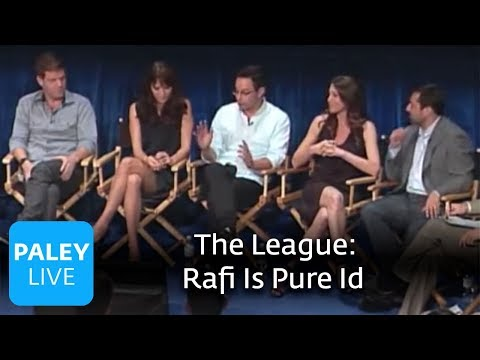 The League - Rafi Is Pure Id