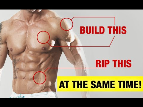 How to build muscle and get a six pack