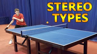 Ping Pong Stereotypes 3