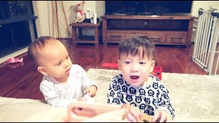 FACETIME VỚI BA MỖI TỐI !!! | Vlog 136, Năm 2018