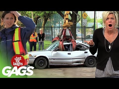 Gags - Crazy Car Pranks