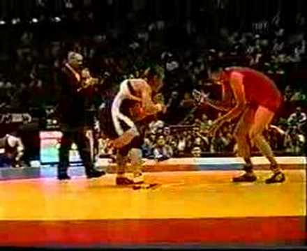 SONIKA KALIRAMAN INDIA VS JAPAN 72 KG WOMEN WRESTLING 2003