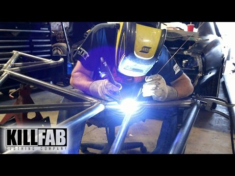 x275 Mustang Build | KillFab Clothing Company
