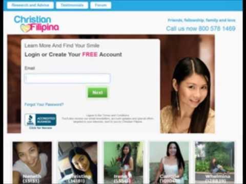 International dating site list