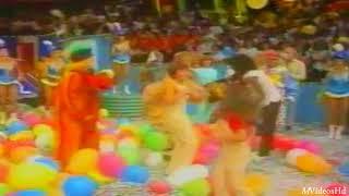 A Turma Do Balão Mágico Superfantástico Cassino Do Chacrinha 1983