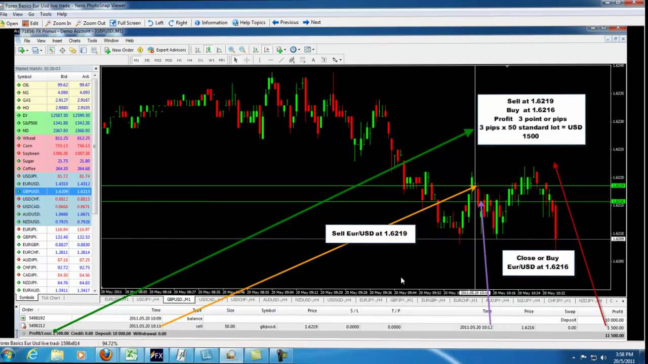 Forex trading course in uk