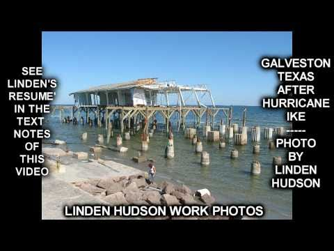 LINDEN HUDSON - RESUME' - (Location Sound Engineer For TV)