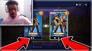 *NEW* Get Season 7 Battle Pass for FREE in Fortnite Battle Royale (PS4 & Xbox One)