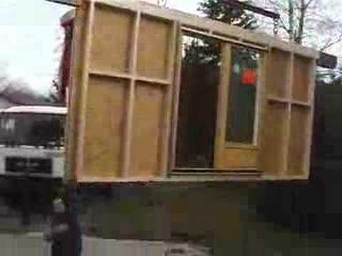 Our House Extension In Nine Days Youtube