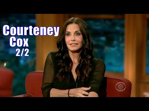 Courteney Cox - Qualifies As A Cougar - 2/2 Visits In Chron. Order